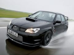 2007 Subaru Impreza Photo 1