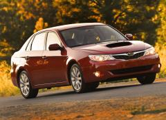 2009 Subaru Impreza Photo 1