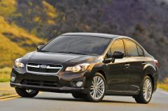 2012 Subaru Impreza Photo 1