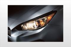 2018 Subaru Impreza exterior