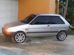 1990 Subaru Justy Photo 1