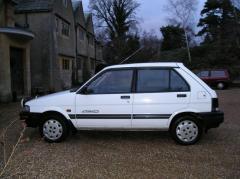 1991 Subaru Justy Photo 3
