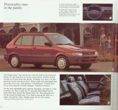 1991 Subaru Justy Photo 4