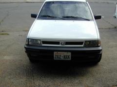 1991 Subaru Justy Photo 6