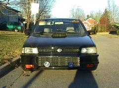 1993 Subaru Justy Photo 4