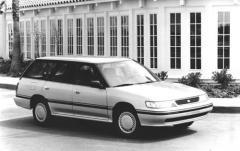 1991 Subaru Legacy exterior