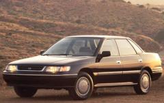 1993 Subaru Legacy exterior