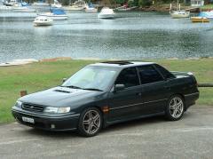 1993 Subaru Legacy Photo 2