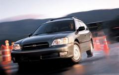2001 Subaru Legacy exterior