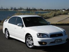 2003 Subaru Legacy Photo 1