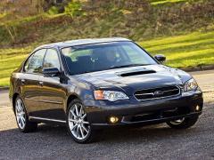 2007 Subaru Legacy Photo 1