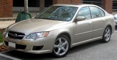 2008 Subaru Legacy Photo 2