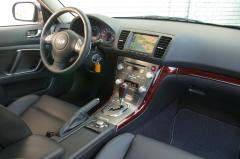 2008 Subaru Legacy Photo 3
