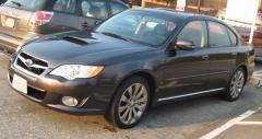 2008 Subaru Legacy Photo 5