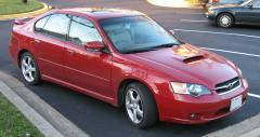 2008 Subaru Legacy Photo 6