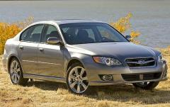 2008 Subaru Legacy exterior