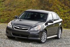 2009 Subaru Legacy Photo 1