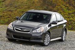 2010 Subaru Legacy Photo 1