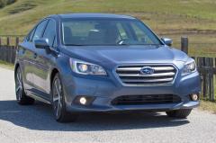 2016 Subaru Legacy exterior