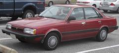 1990 Subaru Loyale Photo 1