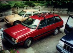 1991 Subaru Loyale Photo 2