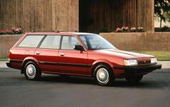 1992 Subaru Loyale Photo 1