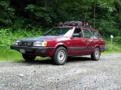 1993 Subaru Loyale Photo 2