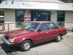 1993 Subaru Loyale Photo 3