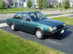 1993 Subaru Loyale Photo 4