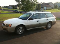 2000 Subaru Outback Photo 3