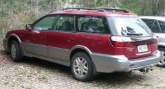 2000 Subaru Outback Photo 4