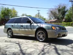 2000 Subaru Outback Photo 7