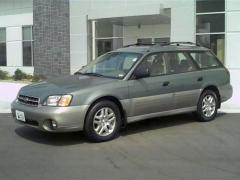 2001 Subaru Outback Photo 1