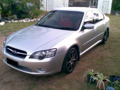 2004 Subaru Outback Photo 4