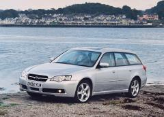 2004 Subaru Outback Photo 22