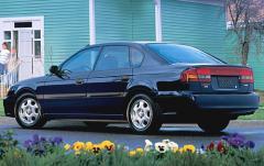 2004 Subaru Outback exterior