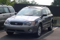2005 Subaru Outback Sport Photo 2