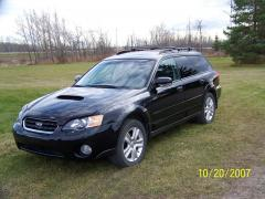 2005 Subaru Outback Sport Photo 3