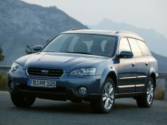 2005 Subaru Outback Sport Photo 5