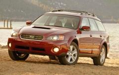 2005 Subaru Outback Sport exterior