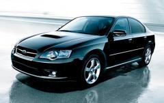 2006 Subaru Outback exterior