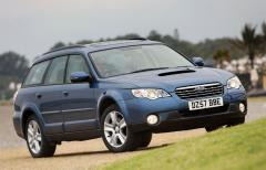 2007 Subaru Outback Photo 1