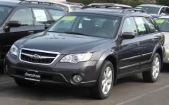 2007 Subaru Outback Photo 2