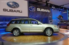 2007 Subaru Outback Photo 3