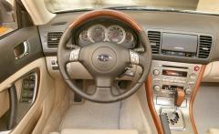 2007 Subaru Outback Photo 4