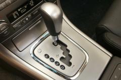2007 Subaru Outback interior