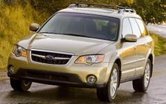 2008 Subaru Outback exterior