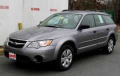 2009 Subaru Outback Photo 1