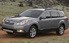 2012 Subaru Outback exterior