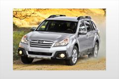 2013 Subaru Outback exterior